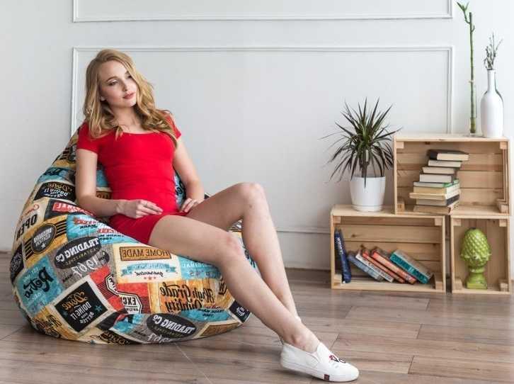 3 мифа про кресло мешок